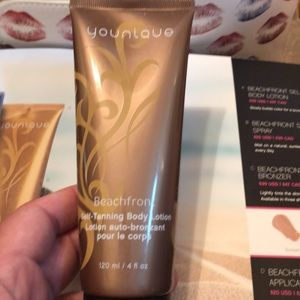 Younique self tanning lotion